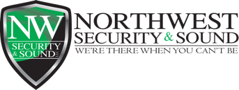 NW Security & Sound Logo